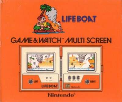 Life Boat [TC-58] Cover Art