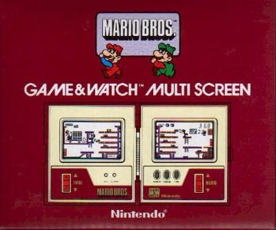 Mario Bros. [MW-56] Cover Art