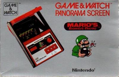 Mario's Bombs Away [TB-94] Cover Art