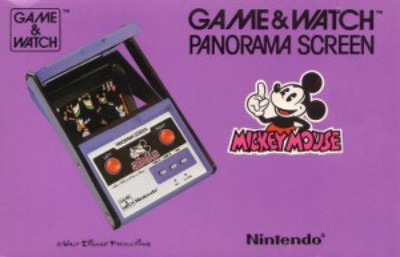 Mickey Mouse [DC-95] Cover Art