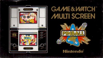 Pinball [PB-59] Cover Art
