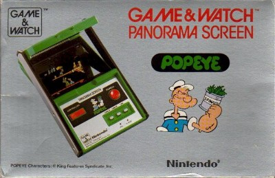 Popeye [PG-92] Cover Art