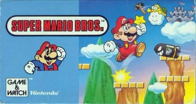 Super Mario Bros. [YM-105] Cover Art