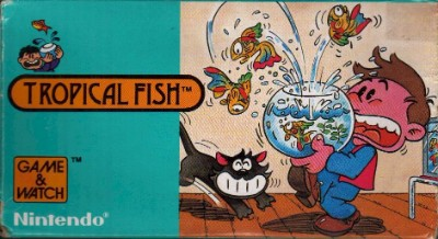 Tropical Fish [TF-104] Cover Art