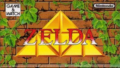 Zelda [ZL-65] Cover Art