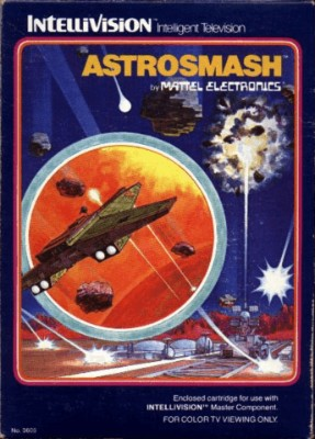 Astrosmash Cover Art