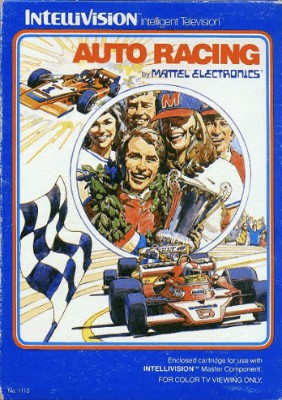 Auto Racing Cover Art