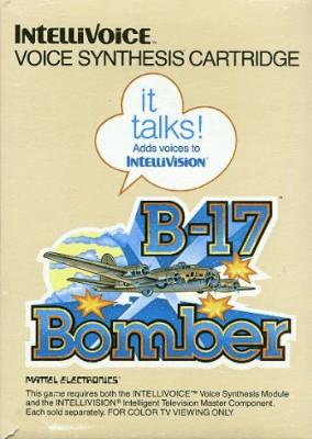 B-17 Bomber Cover Art
