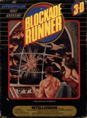 Blockade Runner Cover Art