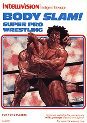 Body Slam: Super Pro Wrestling Cover Art
