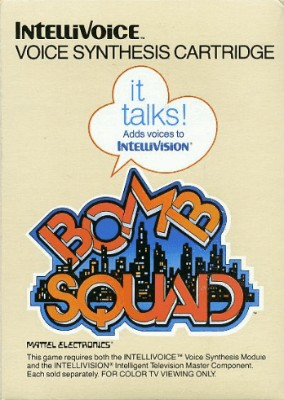 Bomb Squad Cover Art