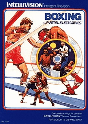Boxing Cover Art