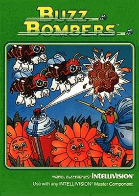 Buzz Bombers Cover Art
