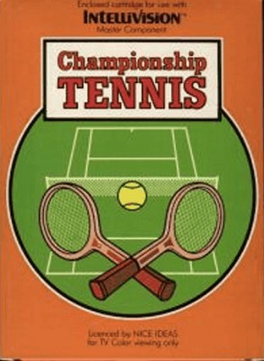 Championship Tennis Cover Art