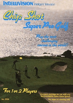 Chip Shot: Super Pro Golf Cover Art