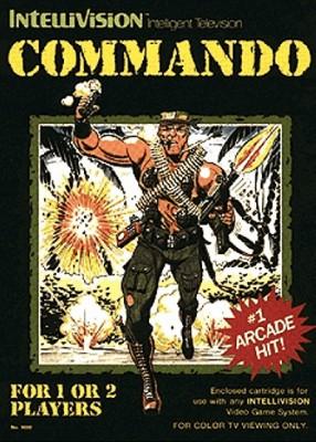 Commando Cover Art