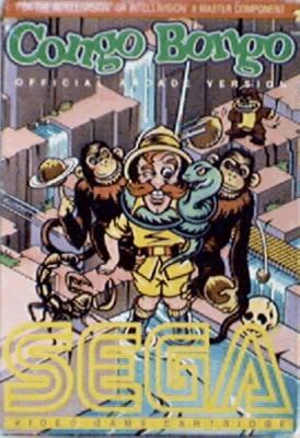 Congo Bongo Cover Art