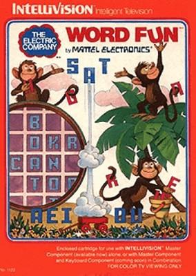 Electric Company: Word Fun