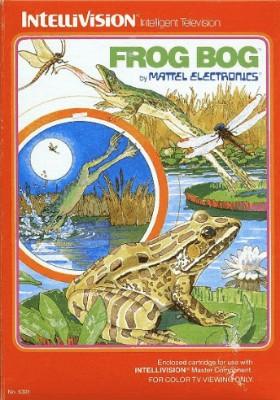 Frog Bog Cover Art