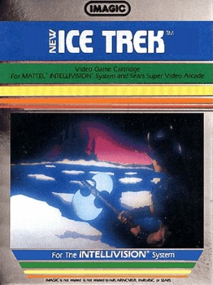 Ice Trek Cover Art