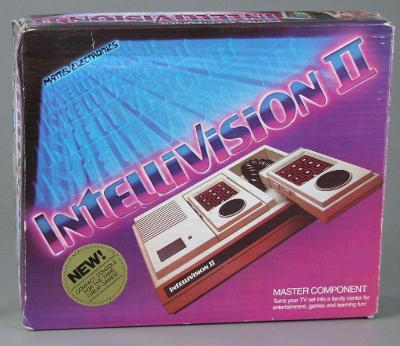 Intellivision II Console Cover Art