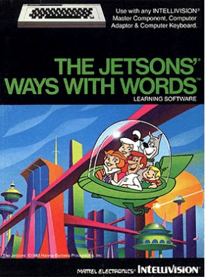 Jetsons: Ways With Words Cover Art
