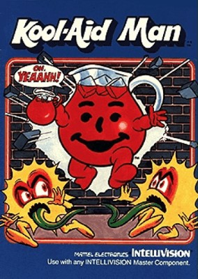 Kool-Aid Man Cover Art