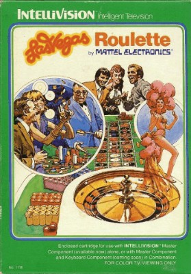 Las Vegas Roulette Cover Art