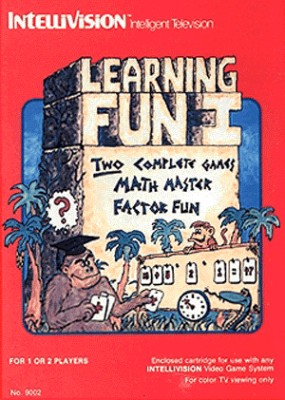 Learning Fun I Cover Art