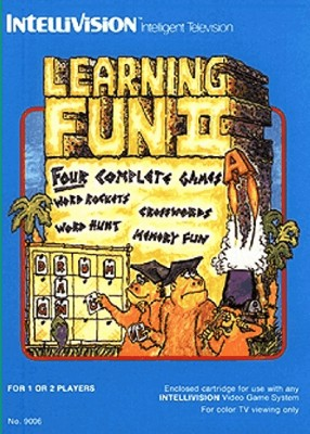 Learning Fun II Cover Art