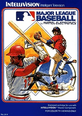 Major League Baseball Cover Art