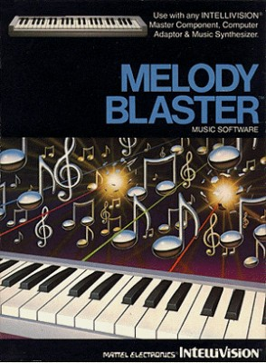 Melody Blaster Cover Art