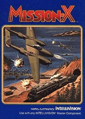 Mission X Cover Art