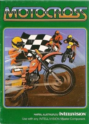 Motocross Cover Art