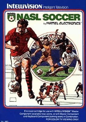 NASL Soccer Cover Art