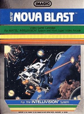 Nova Blast Cover Art