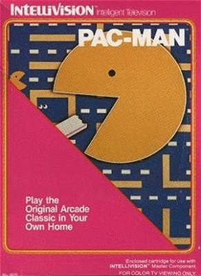 Pac-Man [INTV] Cover Art