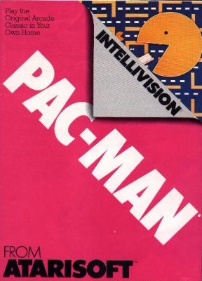 Pac-Man [Atarisoft] Cover Art
