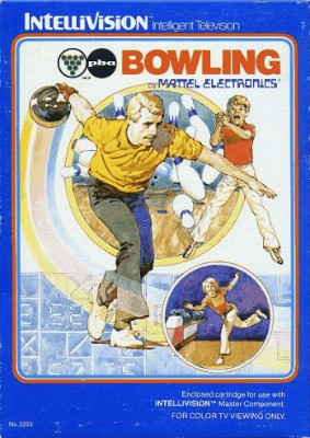 PBA Bowling Cover Art