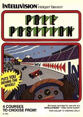 Pole Position Cover Art