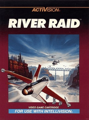 River Raid Cover Art