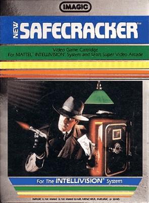 Safecracker Cover Art