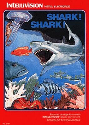 Shark! Shark! Cover Art