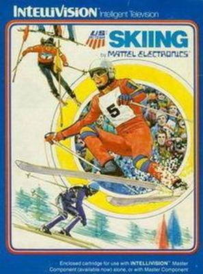 Skiing [Blue Label] Cover Art