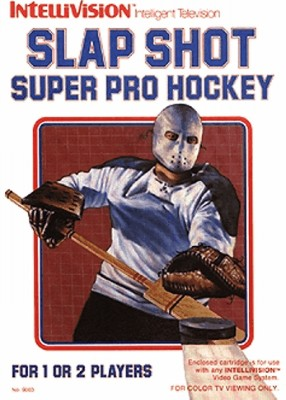 Slap Shot: Super Pro Hockey Cover Art