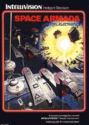 Space Armada Cover Art