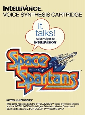 Space Spartans Cover Art