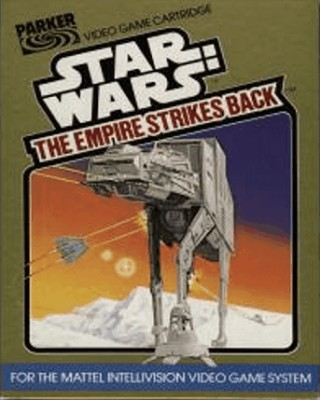 Star Wars: The Empire Strikes Back Cover Art
