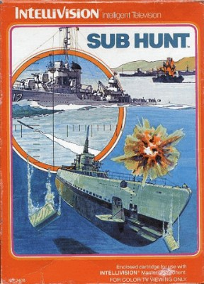 Sub Hunt Cover Art