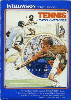 Tennis Cover Art